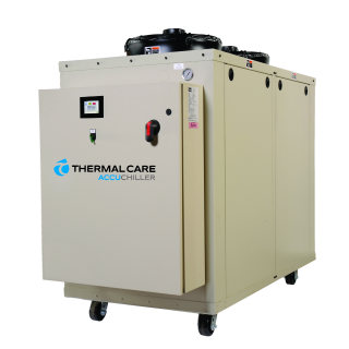 Thermal Care 8.0 Ton NQA08 Air-Cooled Portable Chillers on