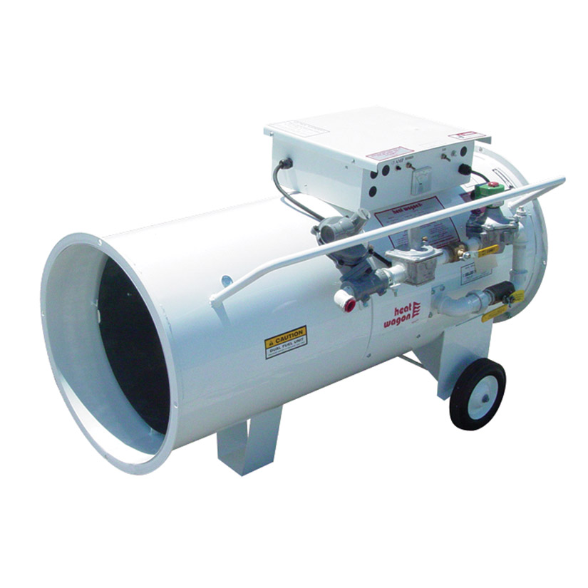 Heat Wagon 1800b 750 000 Btu Direct Fired Heater