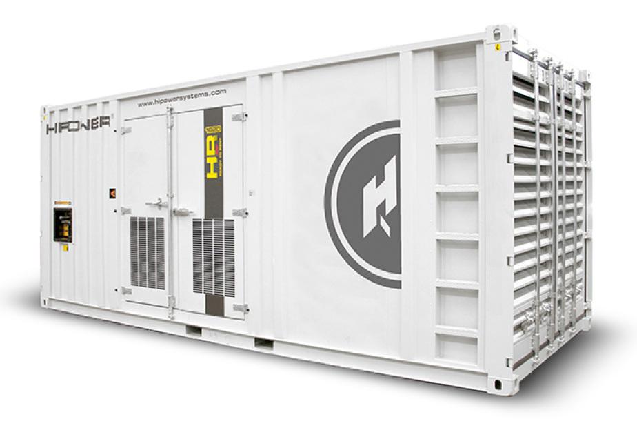 Hipower Hrmw 1150 T6 Portable Diesel Generator 920kw