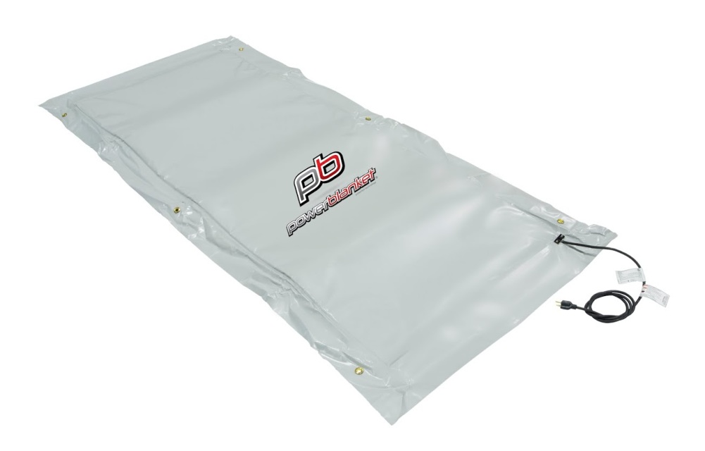 Powerblanket Eh0315 Extra Hot Flat Heating Blanket 15x3