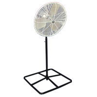 Industrial Fan Commercial Portable Temporary Rental Spot Standby