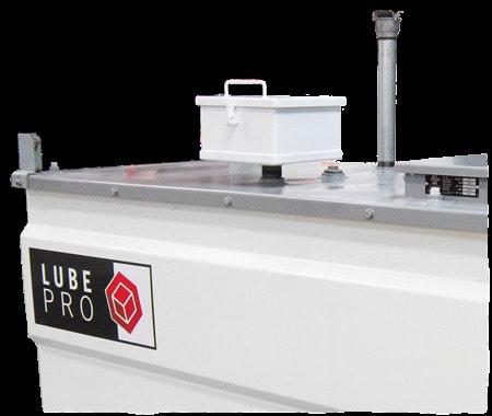 Lube Pro Fcp 1000 Wo 1000 Gallon Stationary Waste Oil Tank
